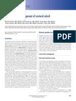 Ureteral calculi CUA 2015