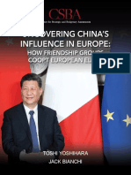 CSBA8225 (Uncovering Chinas Influence Report) FINAL