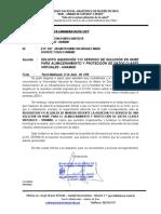 INFORME Nº 25  SOLUCION EN NUBE PARA ALMACENAMIENTOY PROTECCION DE DATOS CLASES VIRTUALES