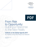 Outlook on the Global Agenda 2011
