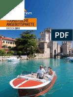 Touristische Angebotspakete - Brescia 2011 - www.bresciatourism.it