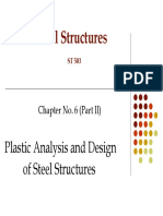Lecture 16 - Plastic Analysis and Design of Steel Structurs (Part II)