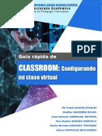010 GUÍA RÁPIDA - CLASSROOM. Configurando mi clase v1.0.pdf