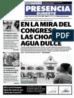 PDF Presencia 13 de Agosto de 2020