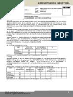 Practica Evaluación de la Eficiencia de Compras