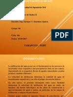 trabajo de Ronaldo Mecanica de Suelos II.pptx