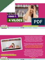 Semana da Alfabetização_Material Complementar_Aula 1_Os 4 Vilões_jul2020