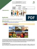 2-03 LA ECONOMIA Y LOS SECTORES ECONOMICAS