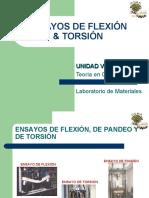 ENSAYO DE FLEXION Y TORSION
