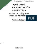 puiggros---que-paso-en-la-educacion-argentina