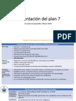 Presentacion de plan 07