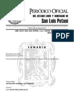 DECRETO PARA REFORMA AL 99 Y 101