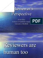 The_Perspective_of_a_Peer_Reviewer