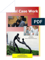 Social Case Work-Working with Individuals