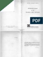 Introducción a la Teoría del Estado - Arturo Sampay - Libro Primero.pdf
