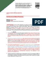 modelo tutela rep administrativa