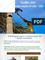 Aula E_USP_ Estratégias para a conservação de biodiversidade
