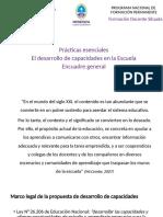 DESARROLLO DE CAPACIDADES.