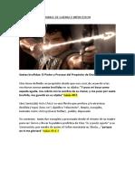 ARMAS DE GUERRA E INTERCESION (SAETAS)