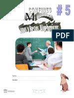#5 Sumas y Restas Algebraicas a1