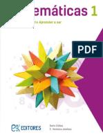 Libro de Matematicas I Aprender Ser.pdf