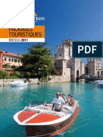 Packages touristiques 2011 - Brescia - www.bresciatourism.it