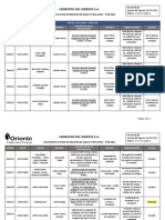 REGISTRO DE RECLAMACIONES Y QUEJAS 2020