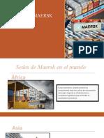 sedes de Maersk