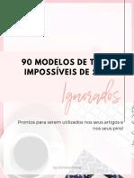 90 MODELOS DE ÍTULOS - SIMONE FERRAZ