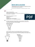 Chrony Beta Master Manual V2.pdf