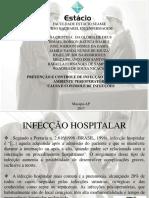 INFECÇOES HOSPITALARES