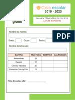 3_grado_RESPUESTAS_Examen_Trimestral_Bloque_III_2019-2020