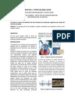 PRACTICA 1 - ORGANICA--PUNTO DE EBULLICION