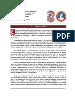 Programa Diplomado Modulo I  y II  Sesión Constitucionalismo