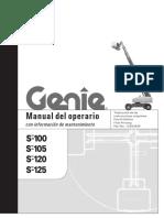 Manual Del Operador Genie s 125
