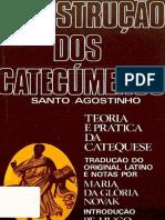 a instrução dos catecúmenos  agostinho