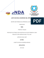 CENTRO MUNICIPAL DE FORMACION ARTESANAL AMAZONAS