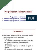 06 Programación entera