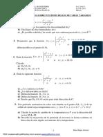 Practica Dirigida 2 Derivada Parcial y Direccional