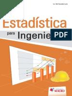Estadística para Ingenieros - Nel Quezada Lucio