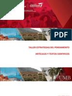 Tipos de artículos pdf