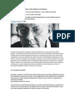 CONTRA EL POSMODERNISMO- Cornelius Castoriadis