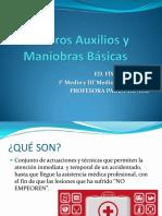 CLASE 4 - 1°MEDIO - ED.FÍSICA