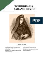 Autobiografía de Madan Guyon 1ra. y 2a. Parte