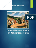 Mision Shaddai Tehuantepec Oax