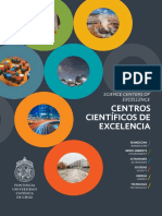 Centros científicos excelencia