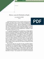 Mariano Peset Amuchástegui Revolución Francesa y España