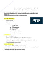 MEDICINA LEGAL ORGANIZACION. (6)