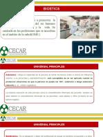 Definicon y Principios Biotetica