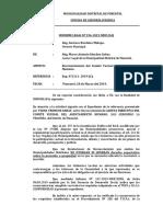 Informe Legal 256 - Reconocimeinto COMIRE VECINAL -TRONCOS